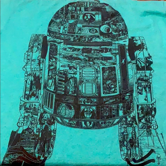 Star Wars Mosaic R2-D2 T-shirt